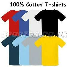 Unbranded Boys' Crew Neck Other T-Shirts, Tops & Shirts (2-16 Years)