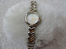 Relic Quartz Ladies Watch with a Pretty Band