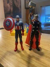 Captain America Marvel Legends 12 Inch action Figure