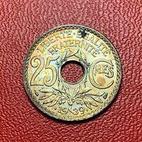 #3670 - RARE - 25 centimes .1939. FDC sortie de rouleau - FACTURE