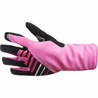 NEW! Pearl Izumi Elite Softshell Gel Cycling Women's Gloves 14241604 Pink Small