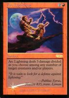 MTG LIGHTNING BOLT EXC M11 FULMINE MAGIC