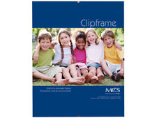 MCS Clip Picture Frame 8-1/2x11 (Same Shipping Any Qty)
