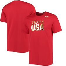 Nike Legend Gold Dri-FIT T-Shirt Team USA Olympic Games