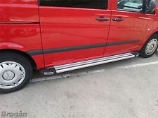 To Fit 04 - 14 Mercedes Vito Viano Extra LWB Aluminium Side Running Boards Bars