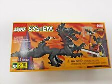 Lego System 6007 Vintage Sealed Fright Knights Bat Lord Dragon 1997