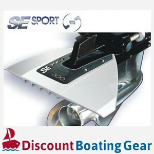 WHITE 40-350HP SE SPORT SE300 Hydrofoil   Quality Marine Outboard SE300 SE Sport