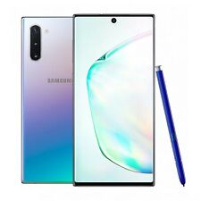 Samsung Note 10 N970 256GB Duos GSM Unlocked Android Phone - Aura Glow