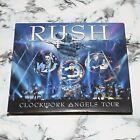 Rush - Clockwork Angels Tour (3-Disc CD Set, 2013) -- Roadrunner Records