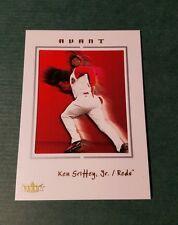Ken Griffey Jr Cincinnati Reds Fleer 2003 Avant HOF