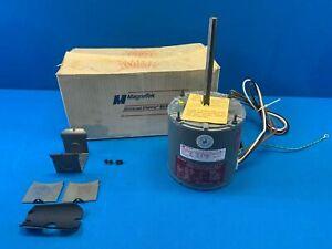 Magnetek 460V 1075RPM 60HZ 1.6 Amps Universal Electric Motor HF3L089N