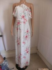 "***** MONSOON BNWT ""LUCILLE IVORY"" MAXI DRESS SIZE 16  WEDDING HOLIDAY SUMMER"