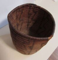 Old Native American Basket (Papago, Pima )