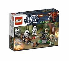LEGO ~ STAR WARS REBEL TROOPER & IMPERIAL TROOPER SET (Set #9489) ~ New/Unopened