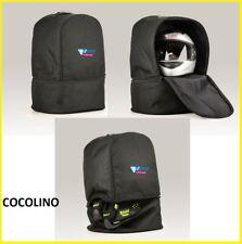 SPEED Helmtasche für H.A.N.S mit Kartschuhe Fach Helm Karthelm  sac pour casque