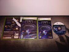 Star Trek: Legacy Microsoft Xbox 360 Complete