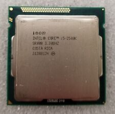 Intel Core i5-2500K SR008 3.30GHz 4Core 6MB Socket 1155 (LGA 1155) CPU Processor
