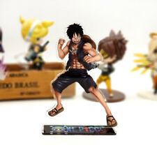 One Piece Monkey D Luffy acrylic stand figure model anime toy table decoration