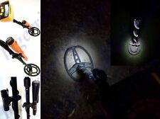 Support POINTER PINPOINTER + MINI LAMPE TORCHE Pour Détecteur de Métaux XP DEUS
