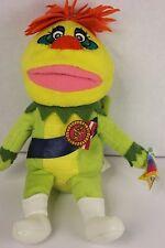 "Vintage 1999 Puff N Stuff Krofft Superstars Mayor 9"" Plush Pufnstuff Dragon"