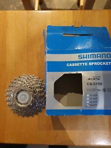 Shimano 105 CS5700 Cassette 12-27 10spd
