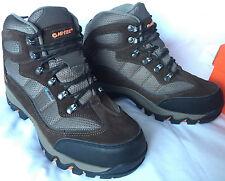 Hi-Tec Radford WP M 005632 Brown Dri-Tec Trail Winter Hiking Boots Men's 10 new