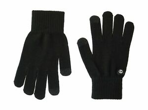 Timberland Men's Magic Glove with Touchscreen Technology One Size Black