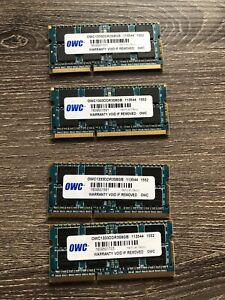 OWC 32 GB  1333DDR3S8GB Memeory