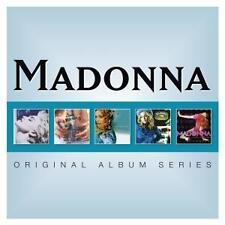 Madonna - Original Album Series - True,Ray of Light,Music,Confessions,Prayer