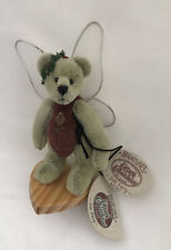"""COTTAGE COLLECTIBLES Miniatures By Ganz """"Star Fairy"""" Vintage New"""