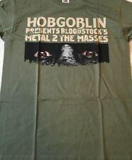 Rare Hobgoblin  Metal To The Masses  Bloodstock T - Shirt (M cd7c87893