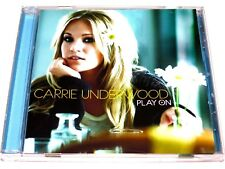 cd-album, Carrie Underwood - Play On, 13 Tracks, Australia