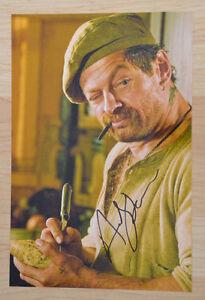 ORIGINAL Autogramm von Andy Serkis. pers. gesammelt 100% Echt. 20x30 Foto GOLLUM
