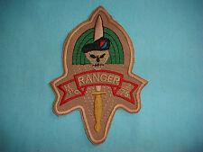 """VIETNAM WAR CL PATCH, US HHC CO 2nd BN 75th INFANTRY REGIMENT """"RANGER"""""""
