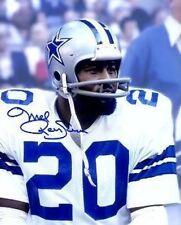 Mel Renfro Cowboys Signed 8x10 Photo Jsa Autograph