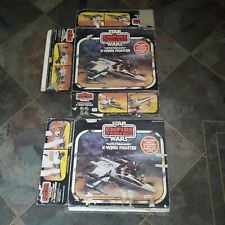 Vintage Star Wars PALITOY X-WING  FIGHTER EMPTY BOX 100% original guaranteed