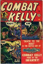 COMBAT KELLY #8 © 1952 Atlas / Marvel