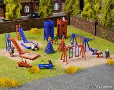 Ho Spielplatz (Plastik Modellbausatz) - Vollmer VOL43665