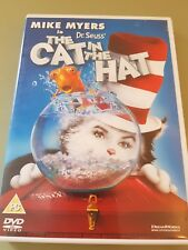 The Cat in the Hat DVD (2006) Mike Myers