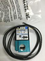 1PCS NEW For MAC 117B-501BAAA Solenoid Valve MAC117B-501BAA