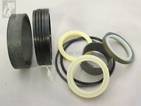 Hydraulic Seal Kit for Case 580B, CK B Backhoe Boom Cyl includes Wear Ring