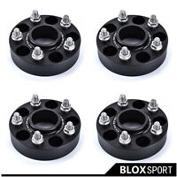 (4) 2x 25mm+2x 30mm for Ford Mustang (Front + Rear) Wheel Spacers 5x114.3 CB70.5