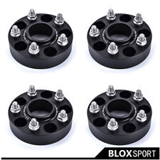 2Pairs | (2) 30mm + (2) 35mm Hub Wheel Spacers for Ford Mustang | 5x114.3 CB70.5