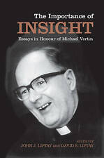 The Importance of Insight: Essays in Honour of Michael Vertin-ExLibrary