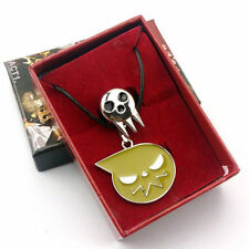 New Anime Soul Eater Necklace & Death The Kid Ring Cosplay Collection No Box
