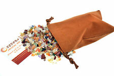 Sedona Crystal Mix BuddyPak 2oz Healing Stones Pocket Pouch Info Card Jasper