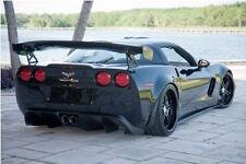 C6 and Z06 Corvette Rear 2 Tip Diffuser