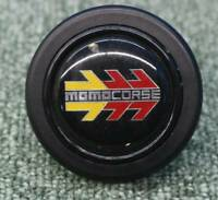 MOMO MOMOCORSE Steering Wheel Horn Button Used JDM From Japan F/S
