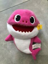 Baby Shark Singing Puppet with Tempo Control * RRP £20 *