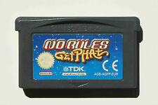 NO RULES GET PHAT sur Nintendo GAME BOY ADVANCE GBA